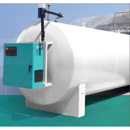 Njord Self Cleaning Diesel Tank 2